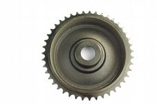 37-1376W, (W1376) Brake drum with integral 43 tooth sprocket